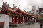 It is said to be the world's only Confucian shrine built outside China by Chinese hands